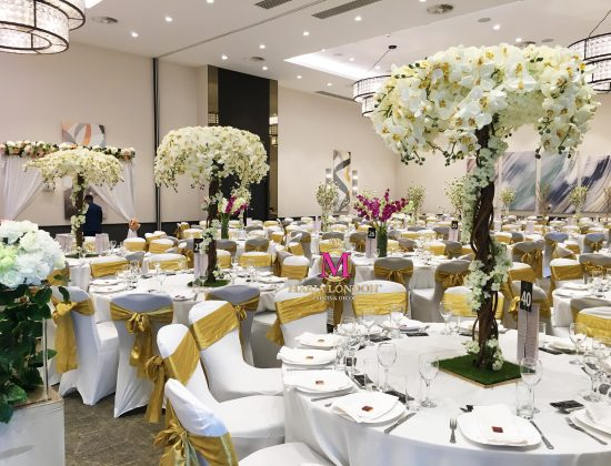 Maria London Events & Decor