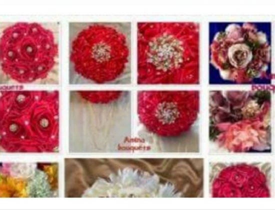 Amina's Bouquets & Bridal Jewellery