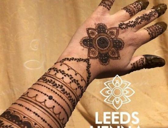 Leeds Henna