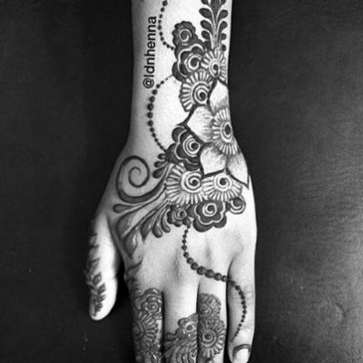 LDN Henna