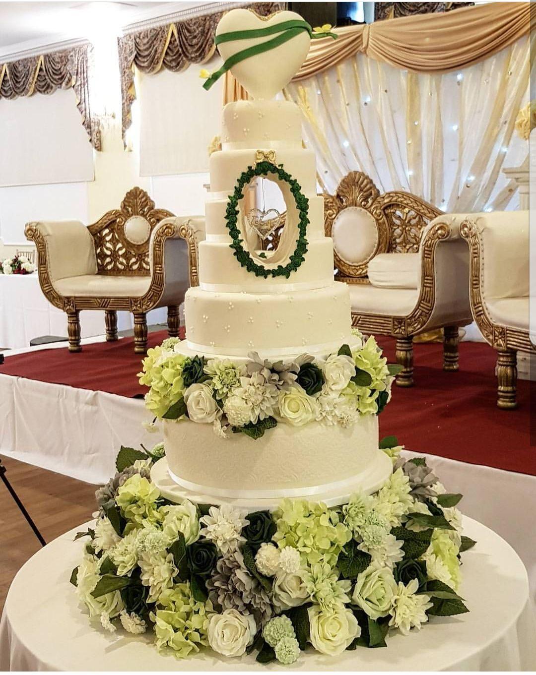 Cakes By Samina B - Muslim Wedding Directory