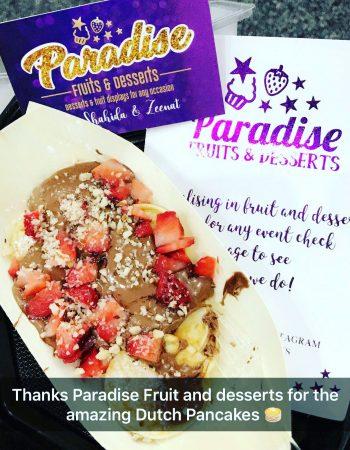 Paradise Fruits & Desserts