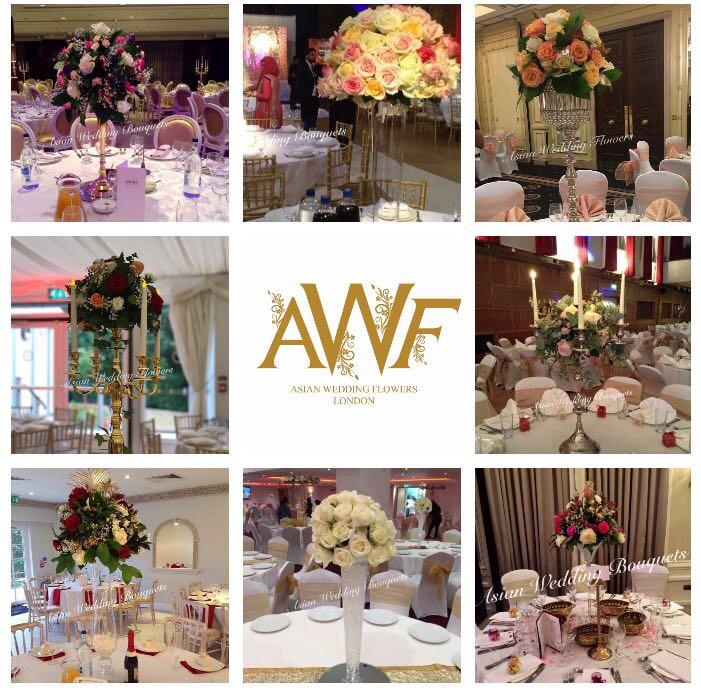 Wedding Flowers London: Asian Wedding Flowers London