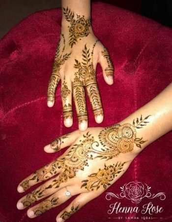 Henna Rose