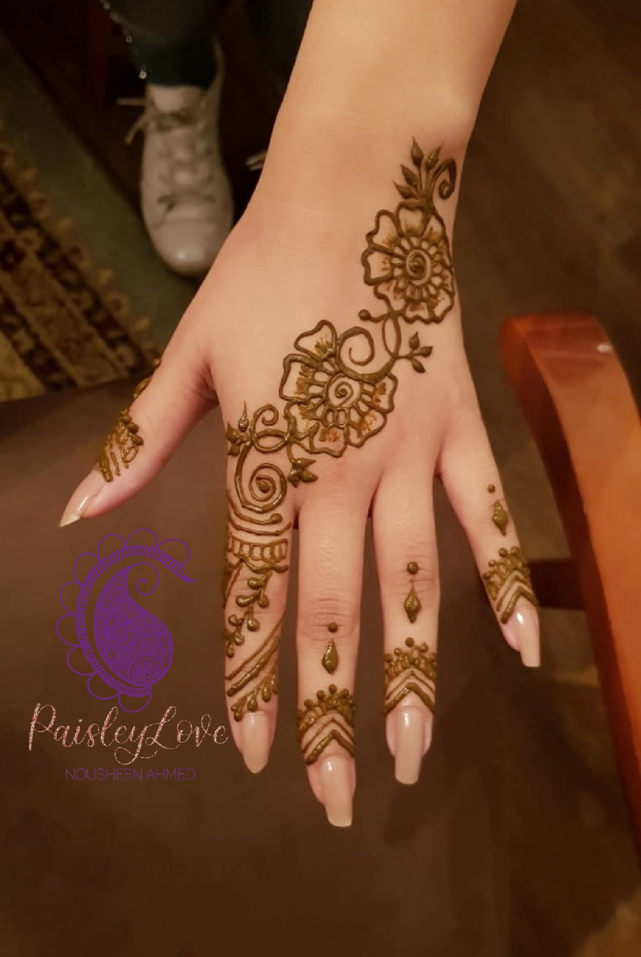 PaisleyLove – Nousheen Ahmed