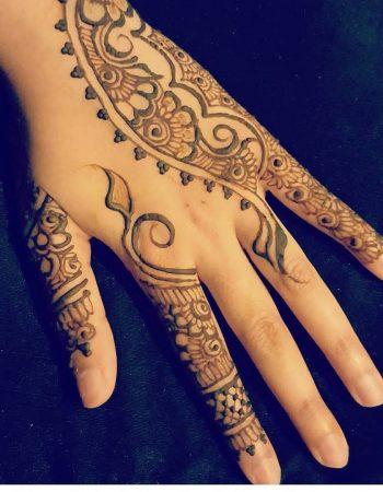 Mehndi By Nazia