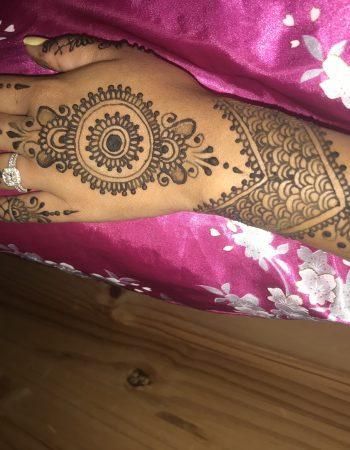 Mehndi By Farhaana