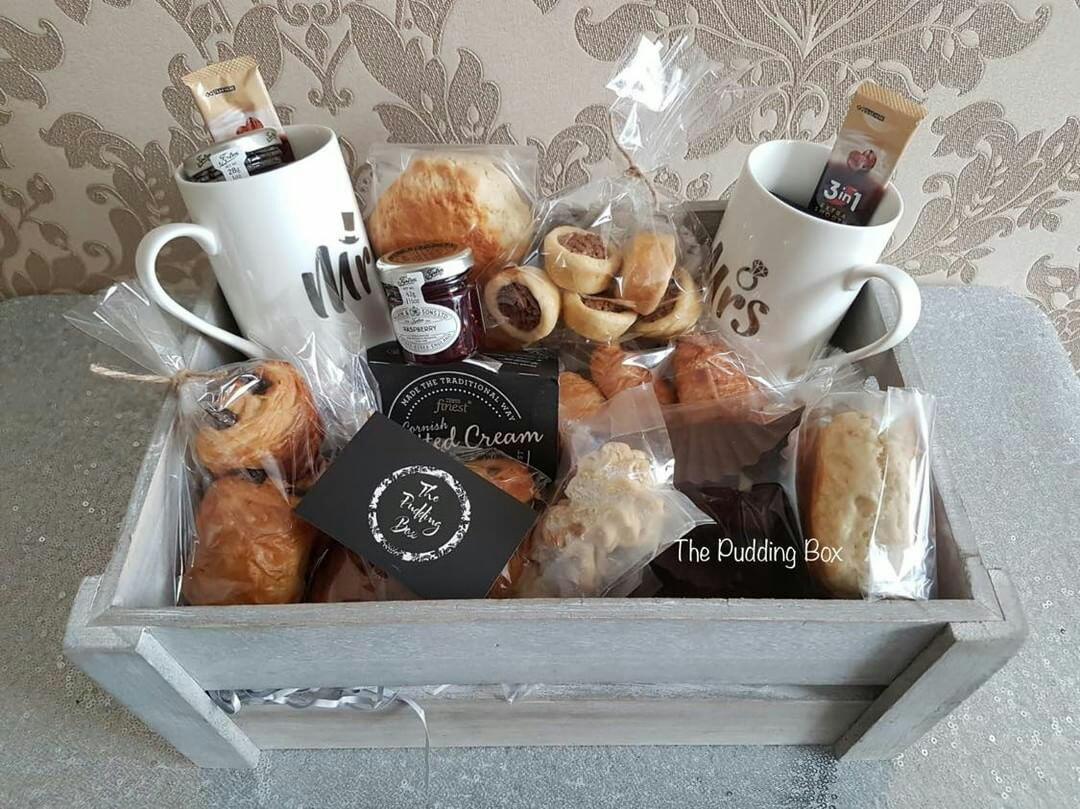 The Pudding Box