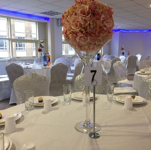 The Crescent Banqueting Hall