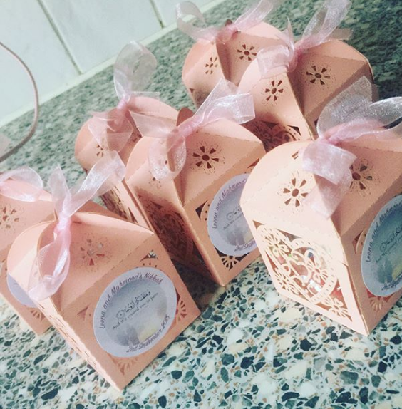 Favours By Haya