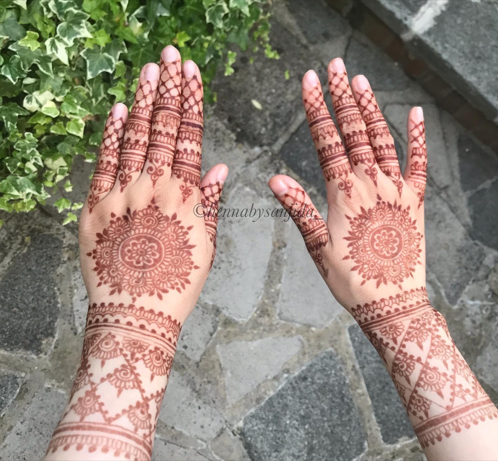 Henna By Sanjida
