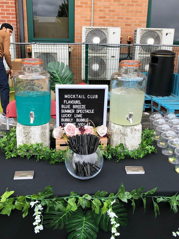 Mocktail Club