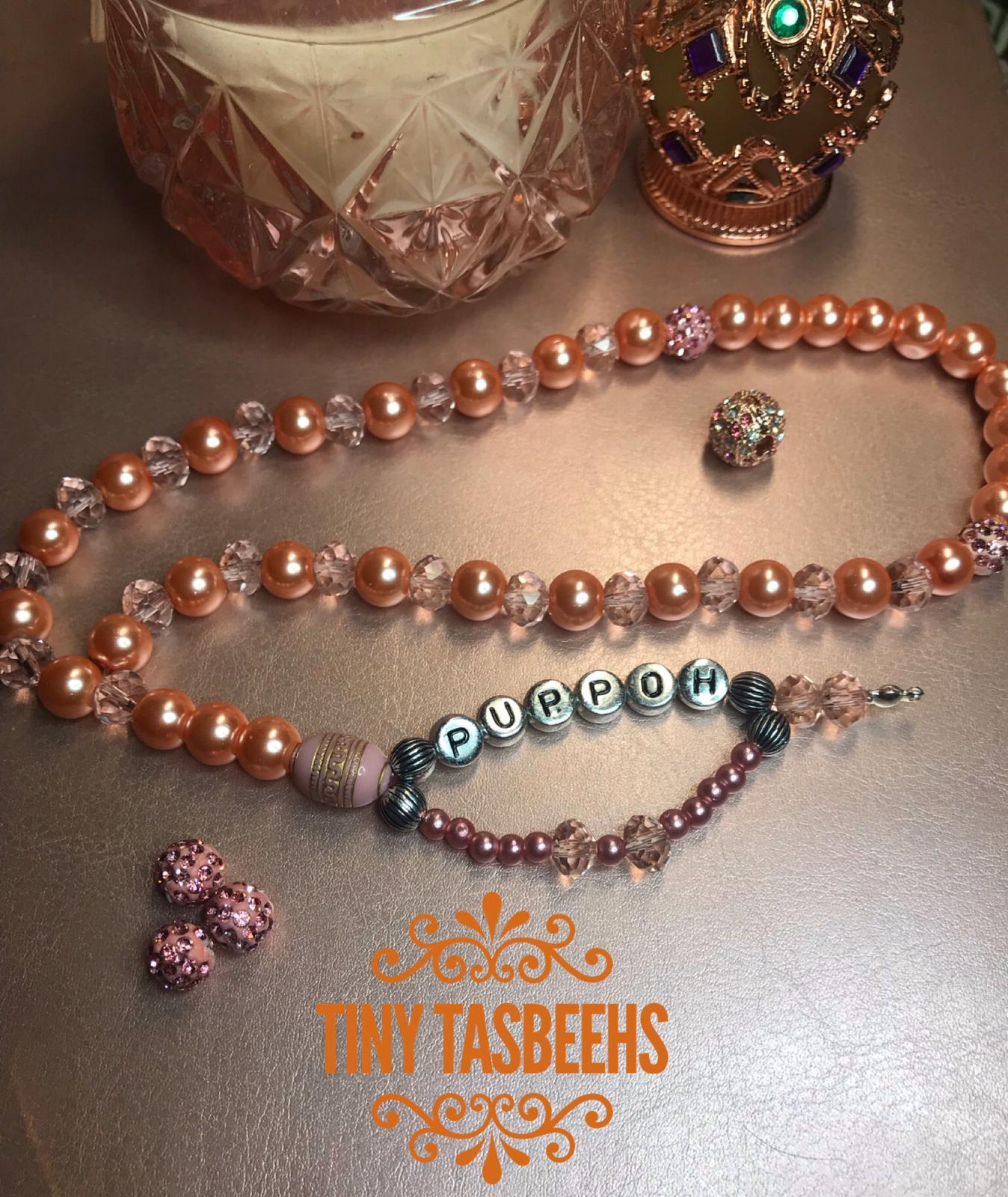 Tiny Tasbeehs