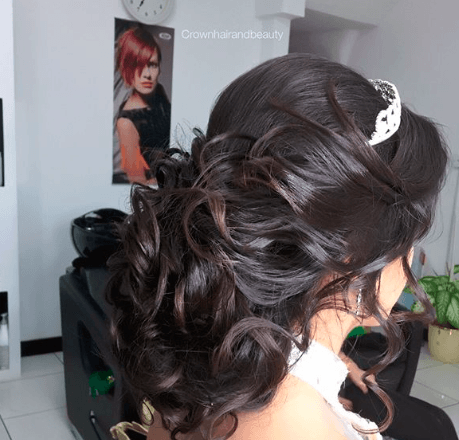 Crown Hair and Beauty